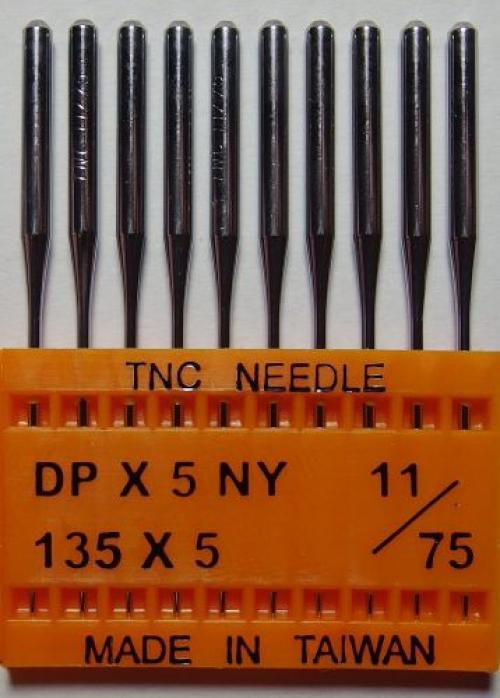 DPx5 NY 11-75 Иглы для ПШМ