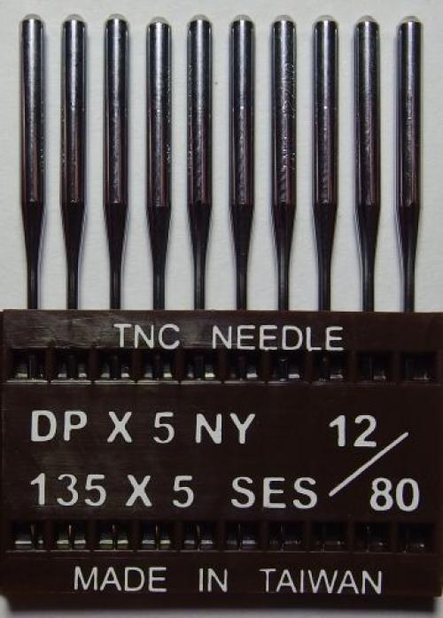 DPx5 NY SES 12-80 Иглы для ПШМ