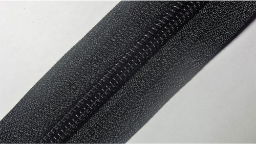 Т8 Рулонная, черная, 100м