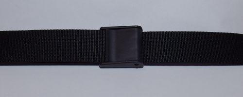 40мм Ремень поясной черный