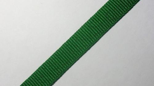 12мм Лента репсовая р.3444 зеленая