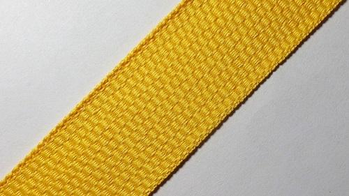 25мм Лента окантовочная р.2338 желтая