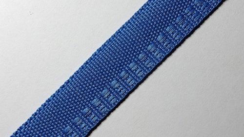Лента брючная р.2378 св.синяя