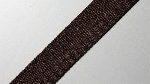 Лента брючная р.2378 коричневая