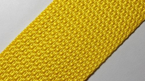 40мм Лента ременная р.2534 желтая , п/п