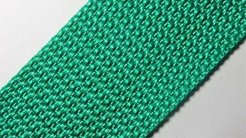 40мм Лента ременная р.2534 зеленая , п/п