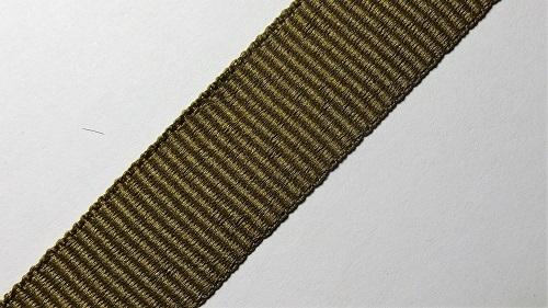20мм Лента окантовочная репсовая р.2744 койот