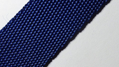 25мм Лента ременная р.2824 синяя  п/п