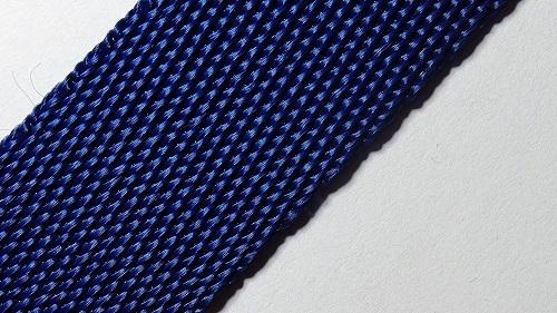 25мм Лента ременная р.2824 т.синяя  п/п