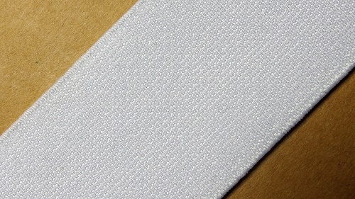40мм Лента эластичная (резинка) р.2884 белая