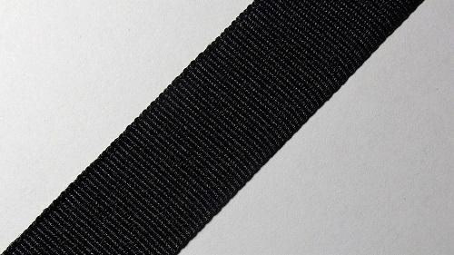 20мм Лента окантовочная р.2902 черная