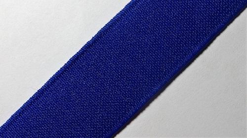 25мм Лента эластичная (резинка) р.2910 синий