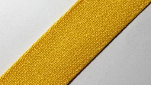 25мм Лента эластичная (резинка) р.2910 желтый