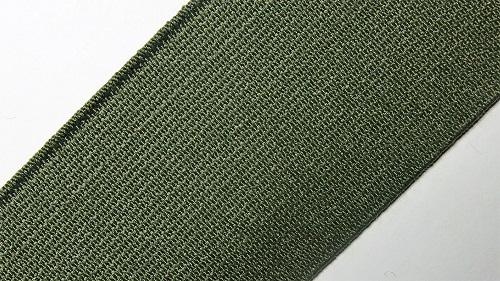40мм Лента эластичная (резинка) р.2918 хаки