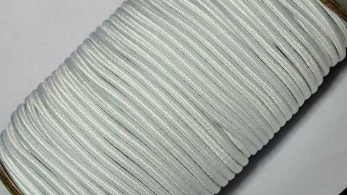 3мм Шнур-резинка, 50м, белый