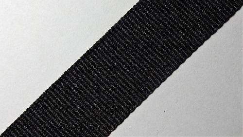 23мм Лента окантовочная р.3138 черная