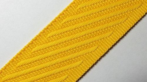 28мм Лента окантовочная р.3170 желтая