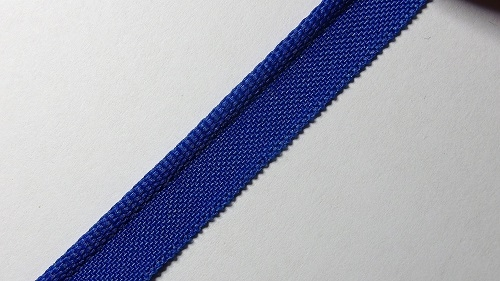 "10мм Лента ""кант"" (бортик) р.3172 синий"