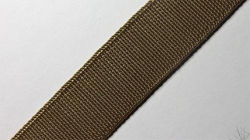 20мм Лента эластичная (резинка) Полиамид р.3188 койот
