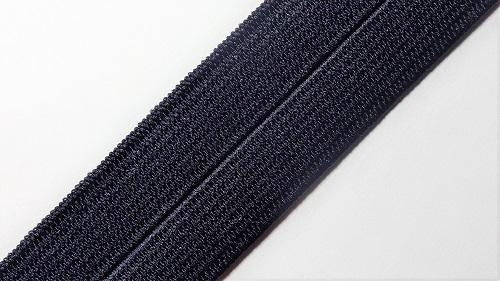 23мм Лента эластичная (резинка) р.3194 т.синяя