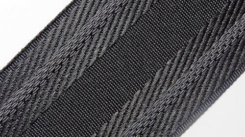 50мм Лента корсажная с латексом р.3246 черная