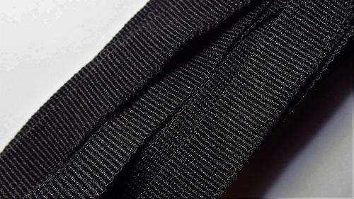 10мм Лента окантовочная р.3248 черная