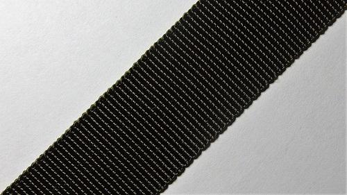 23мм Лента окантовочная р.3250 хаки  п/а