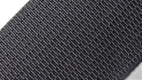 60мм Лента эластичная (резинка) р.3256 т.серая