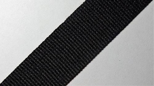 22мм Лента окантовочная р.3262 черная