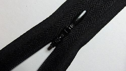 Т3 Спиральная потайная, 18см, черная
