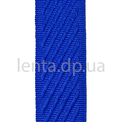 28мм Лента окантовочная р.3170 синяя