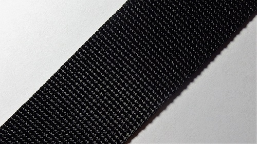 30мм Лента ременная р.3040 черная , п/а